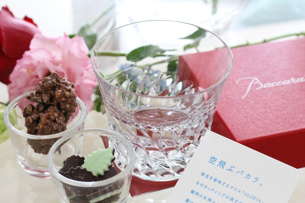 結婚祝いでおすすめのバカラのペアグラス3選!